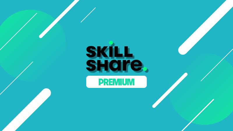 Bán Tài Khoản Skillshare Premium