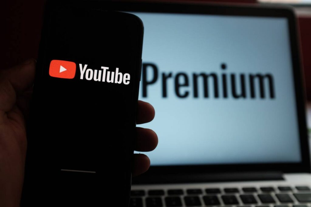 Mua Youtube Premium giá rẻ